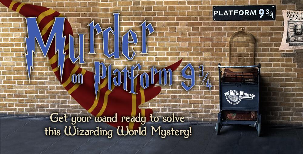 Murder on Platform 9¾