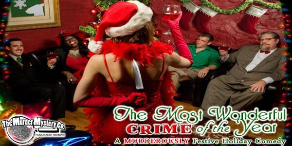 The Most Wonderful Crime of the Year