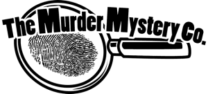 The Murder Mystery Co. Logo Black