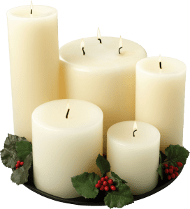 candle drive image for church fundraising ideas