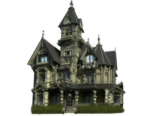 haunted house school fundraising idea
