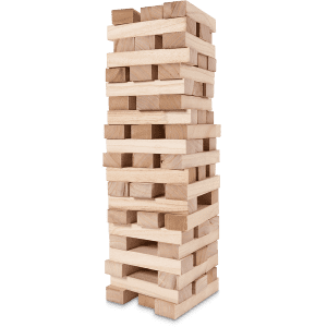 Daring Jenga Team Building Idea