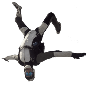 skydiving fundraising event idea