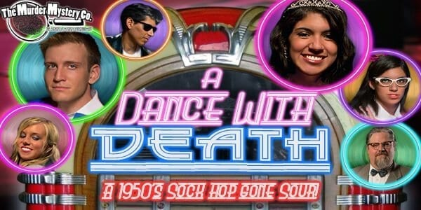 Image for A Dance With Death Murder Mystery Show Theme